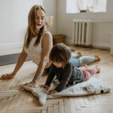 Exercises to do when you have children